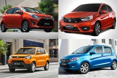 Which cars in the Philippines can you buy under Php 600k?