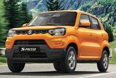 All New Suzuki S-presso 2020 - Low Downpayment