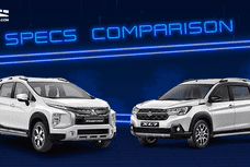 2020 Suzuki XL7 vs Mitsubishi Xpander Cross Comparison: Spec Sheet Battle