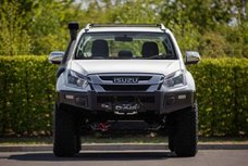 These Isuzu D-Max off-roaders would be perfect on Philippine roads