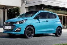 2021 Chevrolet Spark gets new trims and improved safety tech
