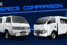 2020 Isuzu Traviz vs Mitsubishi L300 Comparison: Spec Sheet Battle