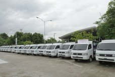 Converge acquires 200 Suzuki Carry units for its operations