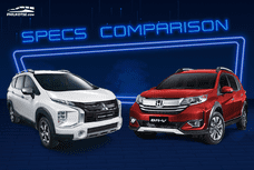 2020 Mitsubishi Xpander Cross vs Honda BR-V Comparison: Spec Sheet Battle