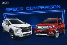 2020 Mitsubishi Xpander Cross vs Honda BR-V Comparison: Spec Sheet Battle