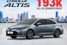 Our New Hybrid Era Begins – Corolla Altis 1.6G CVT