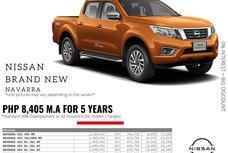 2021 Nissan Navarra 4x2 Calibre MT