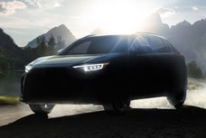 Subaru Solterra EV is the brand's next offspring with Toyota