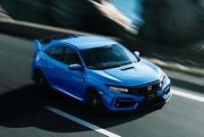 Updated 2021 Honda Civic Type R debuts: New colors, advanced tech