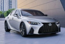 How the Lexus IS evolved from executive to an emphatic sedan