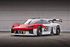 Porsche Mission R concept is a 1000-hp all-electric track weapon