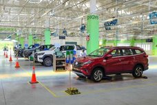 Toyota's new facility in Batangas promises on-time vehicle delivery