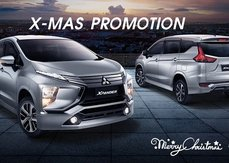 [Mitsubishi promo] Crazy hot Xmas deals: Xpander with All-in DP of P129k & more