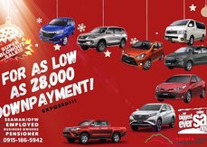 [Toyota Promo] Secret Lowest Deal: The Rush with All-in DP of just over P140k & more