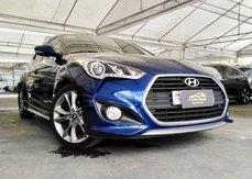 2017 Hyundai Veloster Premium A/T Gas
