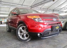 2013 Ford Explorer 2.0 Ecoboost LTD A/T Gas