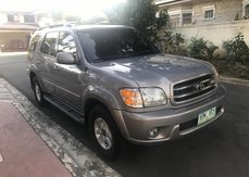 2001 Toyota Sequioa Ltd for sale