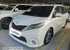 Toyota Sienna SE Full Option 2018
