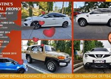 Central Auto Exchange offers crazy hot discounts for select used cars this Valentine