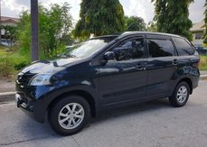 Toyota Avanza 2015 E for sale