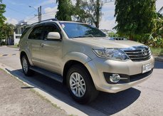 Toyota Fortuner 2014 G for sale