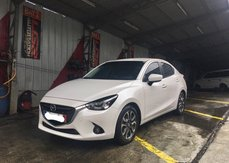 Mazda 2 2016 at 30500 km for sale in Quezon City