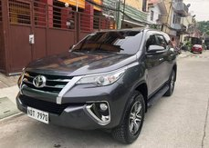 Toyota Fortuner 2016 at 22000 km for sale in Pasig