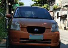 Selling Used Kia Picanto 2006 Hatchback in Marilao