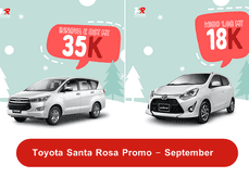 [Toyota Promo] Crazy Autumn deals: All-in downpayment as low as P18K for select Toyota Models