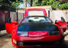 Red 1992 Nissan 300 Zx for sale in Manila