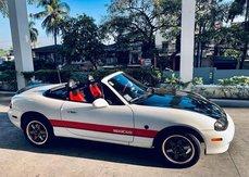Sell White 2002 Mazda Mx-5 Miata at 95000 km