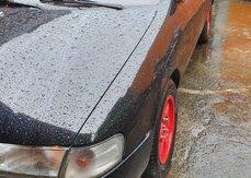 Selling Black Nissan Sentra 1996 Manual
