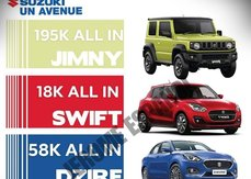 [Suzuki Promo] Suzuki U.N Avenue offers 18k all-in down payment and more