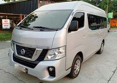 Silver 2018 Nissan Urvan Van at 21000 km for sale