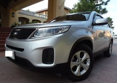 Fuel Efficient 2014 Kia Sorento LX Diesel AT