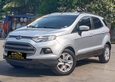 2015 Ford Ecosport Trend A/T Gas