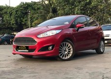 2017 Ford Fiesta HB 1.0 Sport W/ Eco boost AT Top of the line