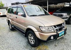 2013 ISUZU CROSSWIND SPORTIVO X AUTOMATIC DIESEL FOR SALE