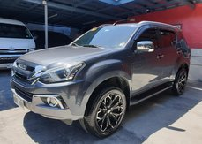 Isuzu MUX 2018 3.0 Blue Power Automatic