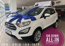 BRAND NEW FORD ECOSPORT DP ALL-IN