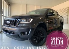 BRAND NEW FORD RANGER 18K DP ALL-IN