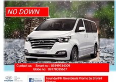 Hyundai Starex 2.5 Crdi 5AT SWIVE (FL)