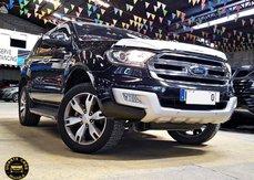 2016 Ford Everest 4x2 Titanium Diesel AT
