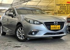 2015 Mazda 3 1.5 A/T Gas