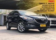2014 Mazda CX-9 AWD A/T Gas