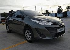 Toyota Vios 2020 Manual not 2019 2021