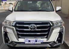 Brand New 2021 Toyota Land Cruiser Dubai Version Middle East Spec UAE GCC GXR like VX landcruiser LC