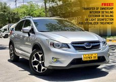 Second hand 2013 Subaru XV  2.0i-S for sale in good condition