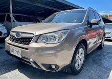 Subaru Forester 2016 2.0i Automatic
