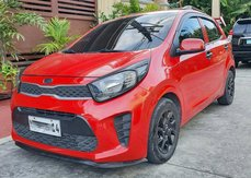 Rush Sale Selling Red 2018 Kia Picanto Hatchback affordable price